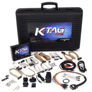 Alientech K-Tag Slave // +5 GRATIS Tuningfiles